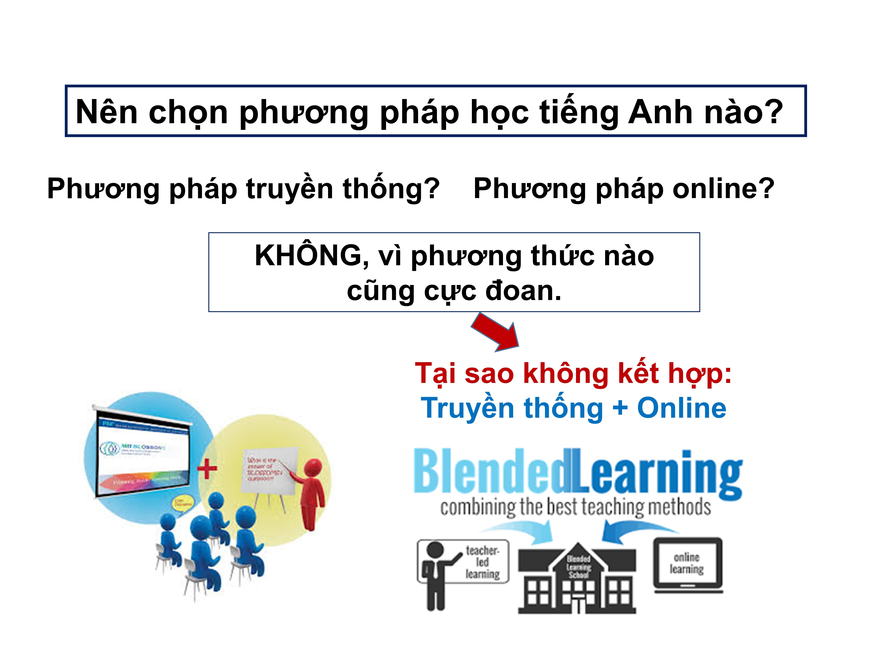 Tư vấn cách chọn nơi để học tiếng Anh hiệu quả